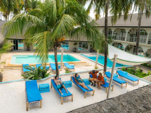 Paje Beach Apartments & Hotel