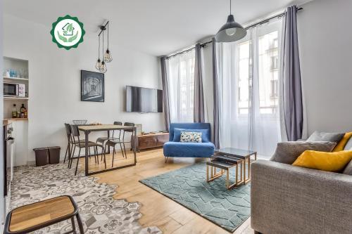 Amazing 2 Rooms Flat Near Bastille - An Ecoloflat