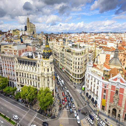 Luxury Suite In Center Of Madrid