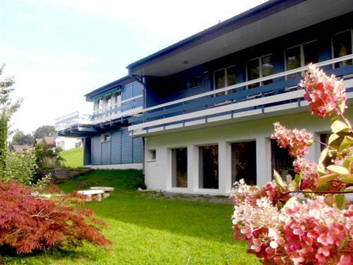 Blue Lodge, Ferienwohnung in Wienacht-Tobel bei St. Gallen