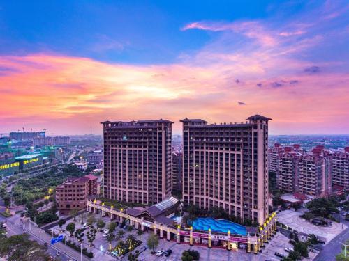 . E-TOUR International Service Apartment Xiqiao