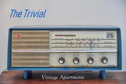 The Trivial | Vintage Two, Barrio Best Places to Stay | Stays io