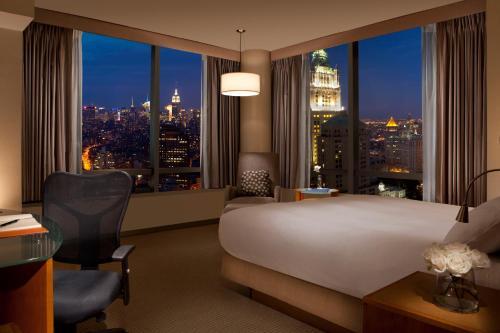 Millennium Hilton New York Downtown, New York, NY