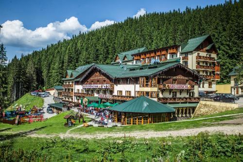 Ski & Wellness Residence Družba - Accommodation - Demänovská Dolina