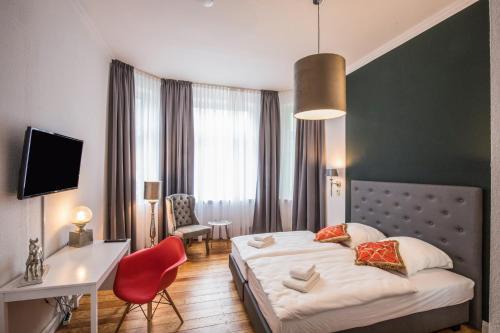 . Kleines Hotel Heimfeld