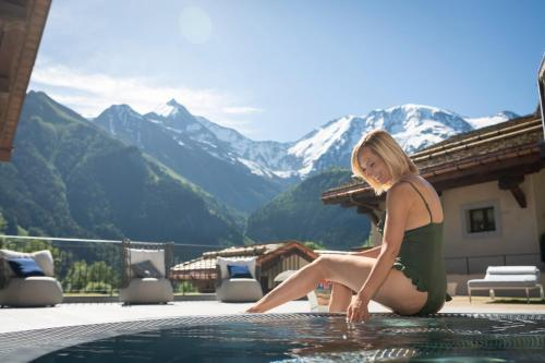. Armancette Hôtel, Chalets & Spa – The Leading Hotels of the World