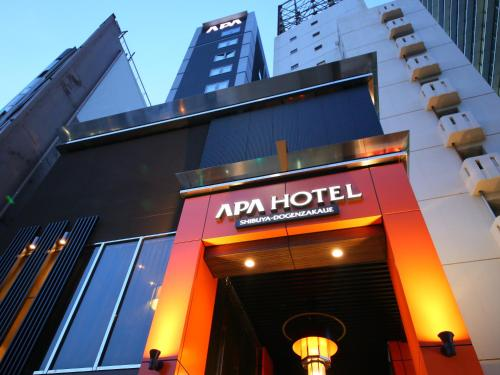 澀谷道玄坂上APA酒店