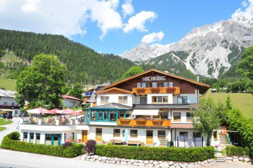 Hotel-Appartement Hochkönig Ramsau am Dachstein
