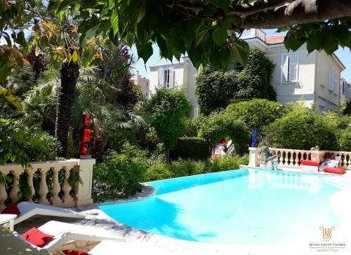 Hôtel Sainte Valérie - Hôtel - Antibes