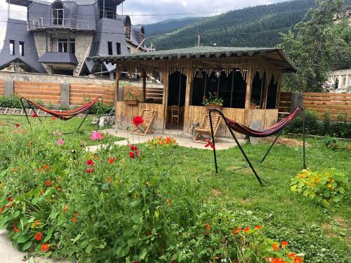 Accommodation in Mestia