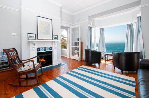 Holiday home with stunning sea views Mosselbay