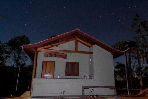 Chalé Morada das estrelas