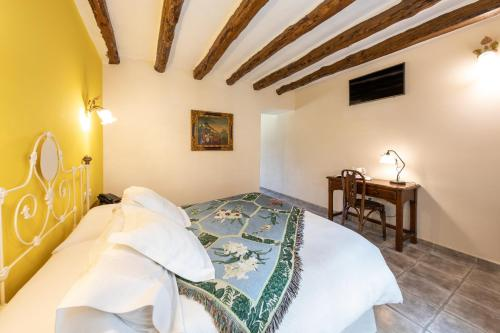 Double Room - single occupancy Hotel Rural Masía la Mota 1