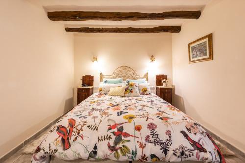 Doppelzimmer - Einzelnutzung Hotel Rural Masía la Mota 5
