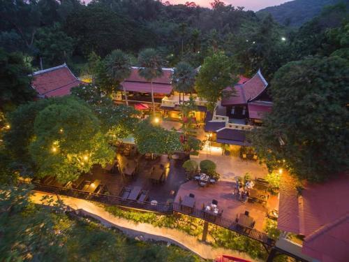 Ndol Streamside Thai Villas Ndol Streamside Thai Villas
