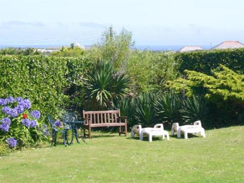 Apartment Golfers View, Harlyn Bay, Cornwall