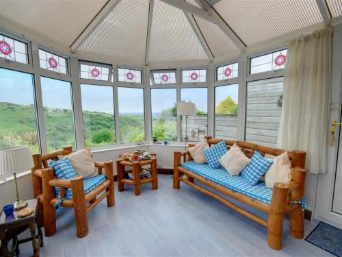 Holiday Home Little Valley.1, Tintagel, Cornwall