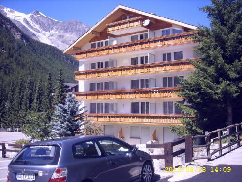 Haus Apollo - Apartment - Saas Almagell