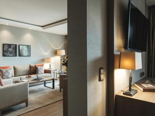 Althoff Seehotel Überfahrt Zimmerfotos