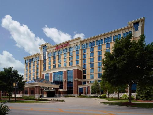 Marriott Bloomington Normal Hotel and Conference Center - Bloomington