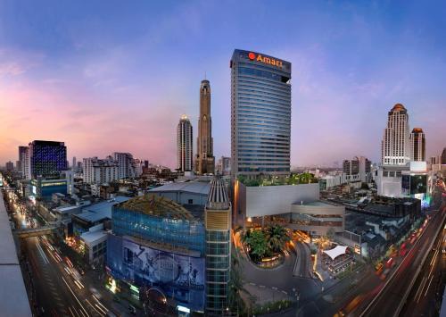 Amari Watergate Bangkok impression