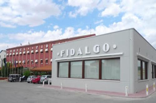 . Hotel Fidalgo