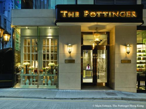 The Pottinger Hong Kong