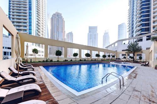 Luxury, Beautiful Apt in Dubai Marina