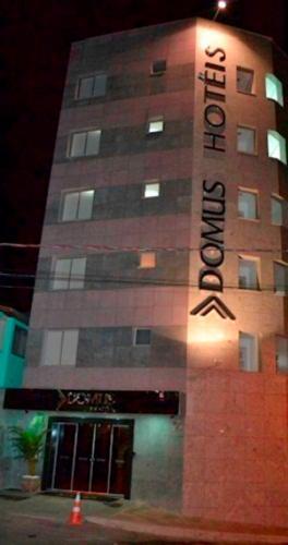 . Hotel Domus Esplanada Itabira