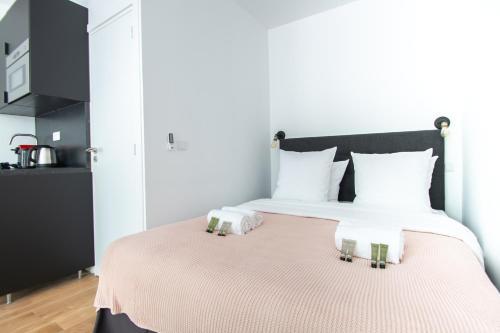 Dreamyflat - Bastille - Hôtel - Paris