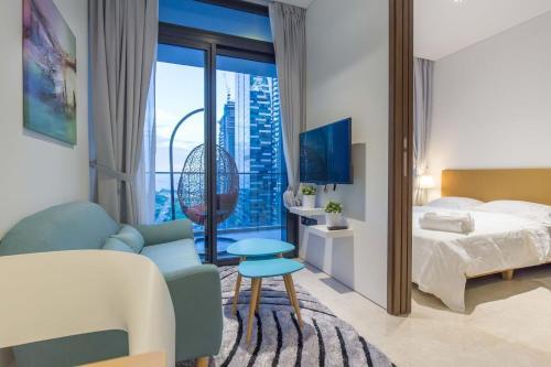 . Luxury 2br Marina Bay