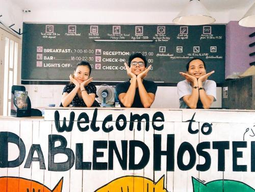 DaBlend Hostel Ho Chi Minh City