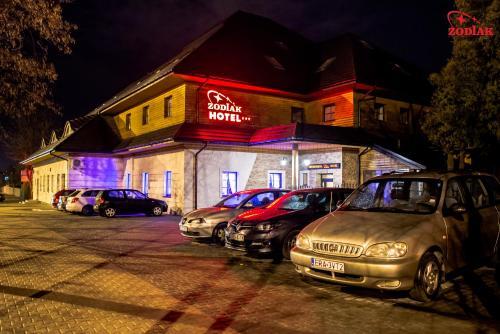 . Hotel Zodiak