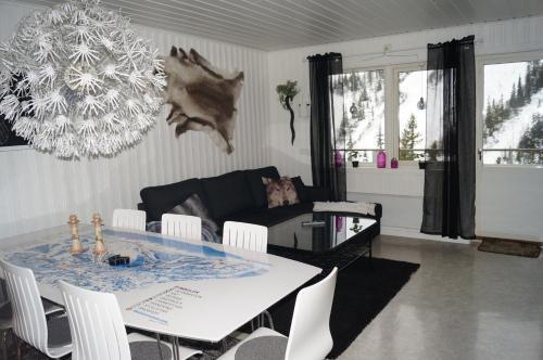 Brostigen 5, Vemdalsskalet - Apartment - Vemdalen