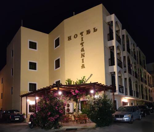 Hotel Titania Hotel Karpathos