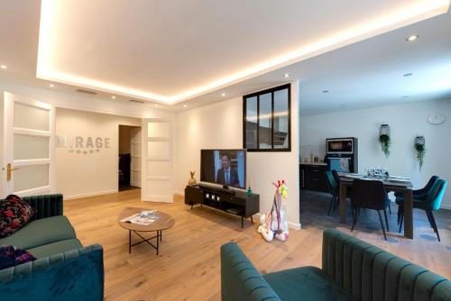 LE MIRAGE - Annecy Centre - Appartement de luxe - V-RENT - Hotel - Annecy