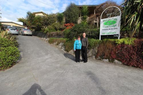 Waitomo Caves Guest Lodge, Waitomo