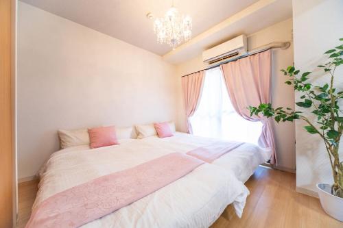 2 bed room near Osaka Castle.#202
