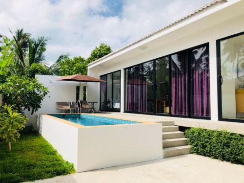 2 Bedroom Luxury Pool Villa Tan - short walk to Beautiful Ban Tai Be 2 Bedroom Luxury Pool Villa Tan - short walk to Beautiful Ban Tai Beach