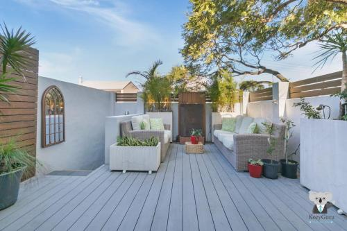 Cosy Dream Holiday Home 3 Bed+FREE PARKING Rozelle, Leichhardt