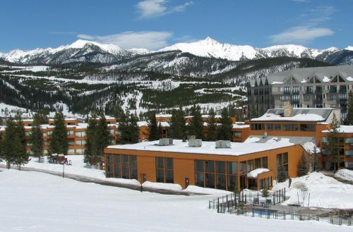 Huntley Lodge at Big Sky Resort - Accommodation - Big Sky