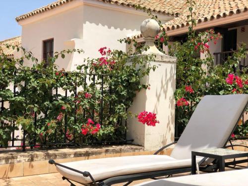 Patios en Ático Las Casas de la Judería de Córdoba 39