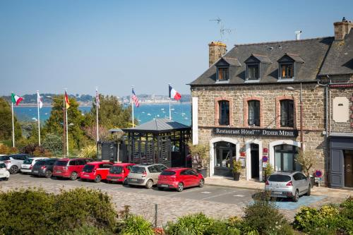 Hotel Restaurant Hotel Didier Méril