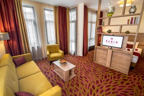 Rubin Wellness&Conference Hotel