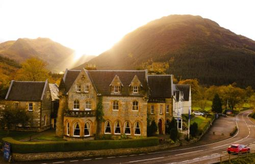 . The Ballachulish Hotel
