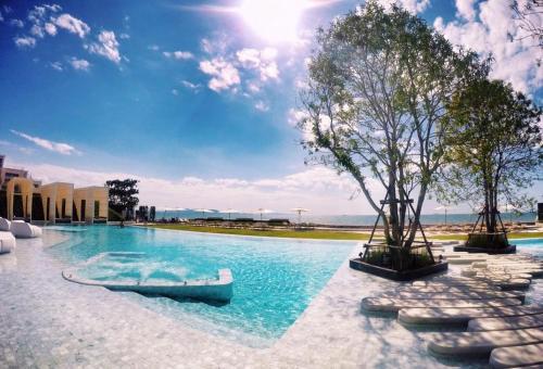3BR Seaview/HighFloor/Veranda Residence Pattaya 3BR Seaview/HighFloor/Veranda Residence Pattaya