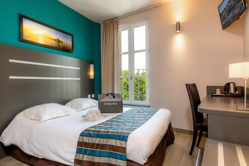 Hotel Terminus Saint-Charles - Hôtel - Marseille
