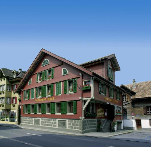Accommodation in Kerns