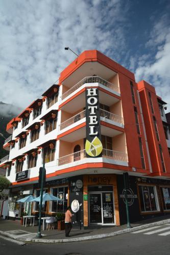 . Hotel Flor de Oriente