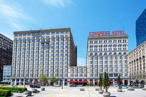 Congress Plaza Hotel Chicago - Chicago, IL IL 60605